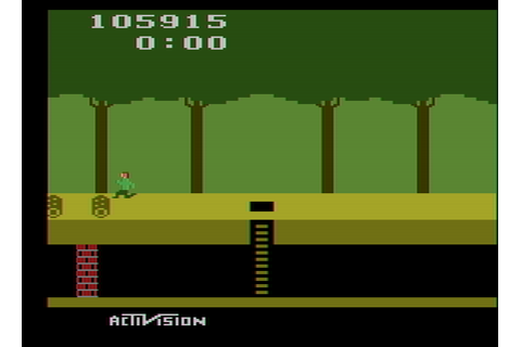 Pitfall! is 114K possible without using underground ...