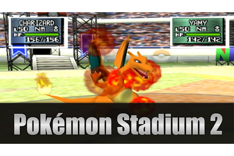 Pokemon Stadium 2 Gameplay + Mega Evolution Rambling - YouTube