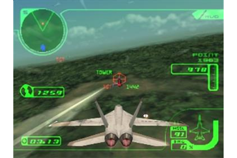 Ace Combat 3: Electrosphere Details - LaunchBox Games Database
