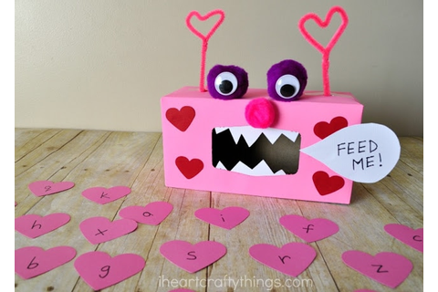Valentine Monster Alphabet and Sight Word Game | I Heart ...