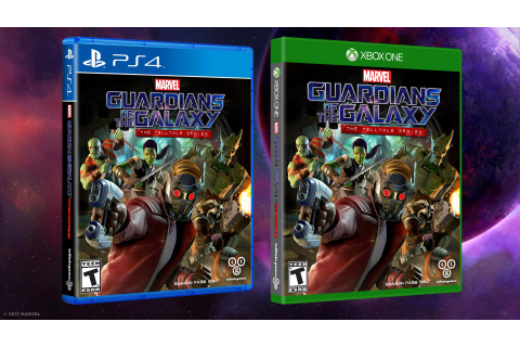 Telltale Games' Guardians of the Galaxy Episode 1 Release ...