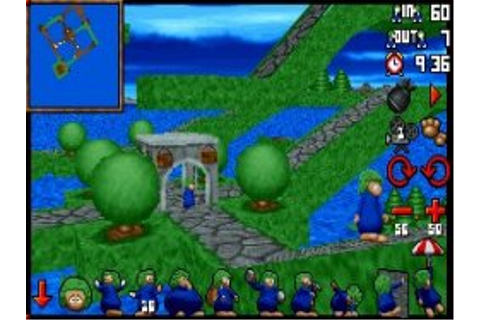 3D Lemmings Review by metzomagic.com