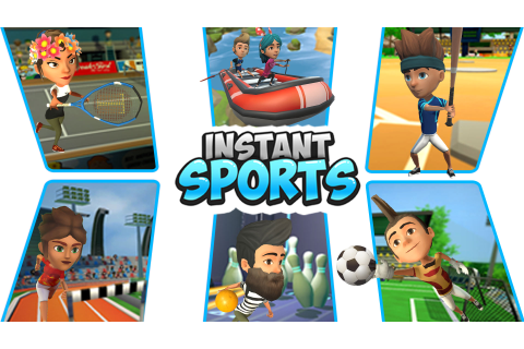 Instant Sports SWITCH chez Just for Games