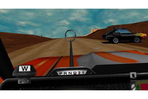 Interstate '76 - Walkthrough, Cars, Downloads, FAQ, Codes ...