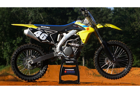 First Ride 2018 Suzuki RMZ250 - Motocross Action Magazine ...