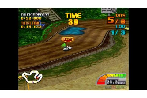 RC de Go! - Gameplay PSX / PS1 / PS One / HD 720P (Epsxe ...