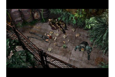 Dino Crisis 2 (Windows) - My Abandonware