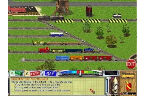 FREE DOWNLOAD GAME 3D Ultra Lionel Train Town Deluxe (PC ...