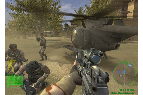 Delta Force 4 Black Hawk Down Game - Free Download Full ...