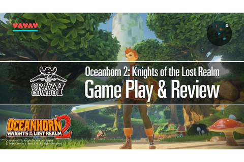 Oceanhorn 2: Knights of the Lost Realm Android IOS, PC ...