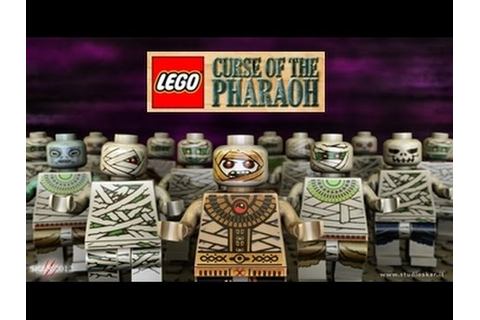 Lego Curse of the Pharaoh - Cartoon Network Games - YouTube