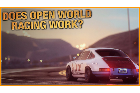 Does An Open World Racing Game Work? Skilled Podcast ft ...