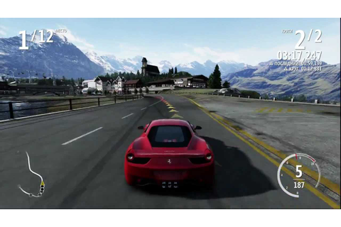 Forza Motorsport 4 Demo Gameplay [HD] - YouTube