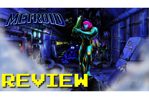 Metroid Fusion GAME REVIEW - YouTube