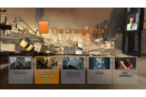 The Orange Box Screenshots for Xbox 360 - MobyGames