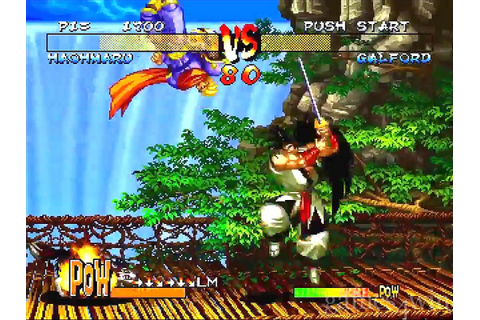 Samurai Shodown 3. Download and Play Samurai Shodown 3 ...