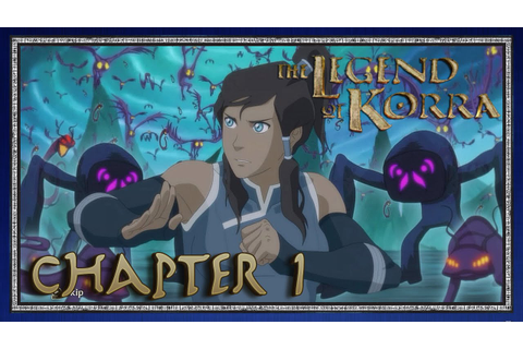 The Legend of Korra (The Game) - A New Era Begins: Chapter ...