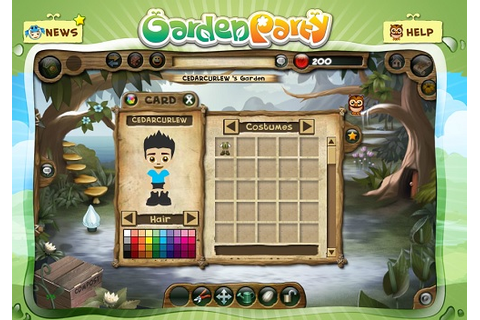 Garden Party Review - Games Finder