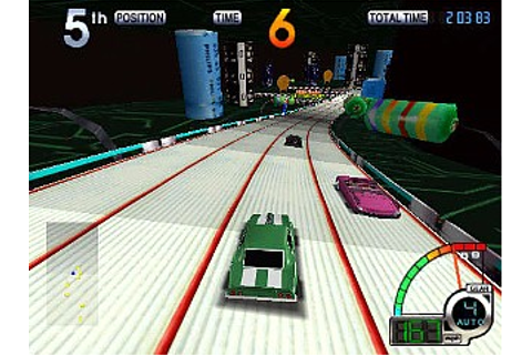 California Speed - Videogame by Atari Games