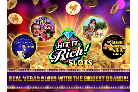 Hit it Rich! Free Casino Slots - Slot Machines - appPicker