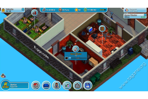 Mad Games Tycoon - Download Free Full Games | Strategy games