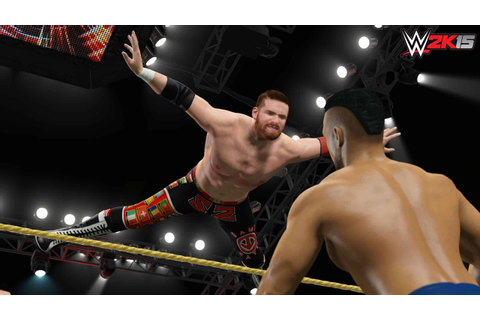 WWE 2K15 PC Game Full Download and Steam Version Complete ...