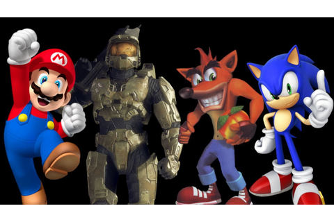 Top 10 Memorable Video Game Characters of All Time - YouTube
