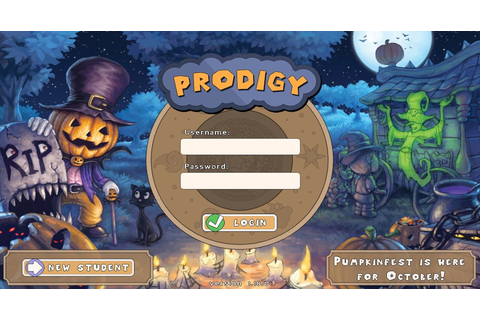 Pumpkinfest - Prodigy Game Wiki