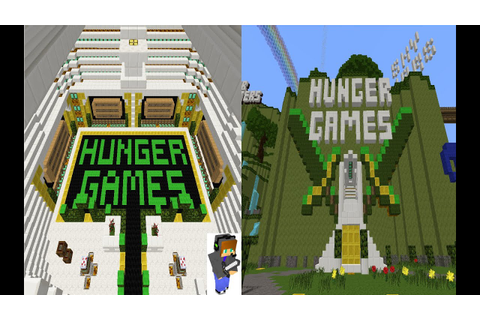 Emerald Isle Hunger Games: Episode 1 - YouTube