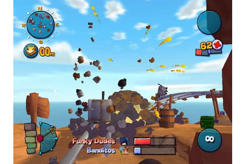 Worms 4 Mayhem Full Version PC Game Free Download | One ...