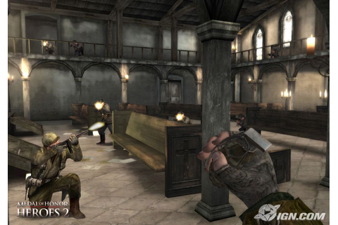 Medal of Honor Heroes 2 - Games.cz