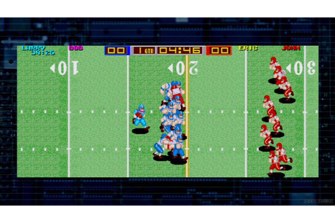 Tecmo Classic Arcade Review | Xbox | Video Chums