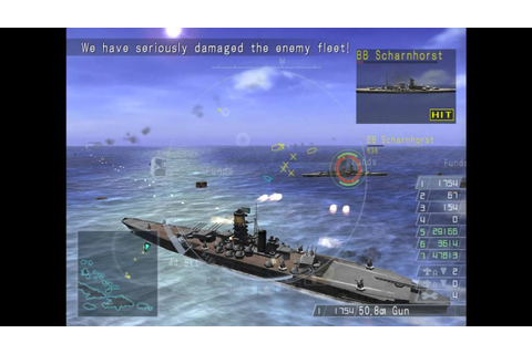 Warship Gunner 2 (PCSX2) - YouTube