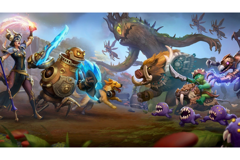 Torchlight Frontiers Announced - IGN