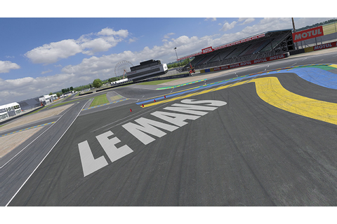 Circuit des 24 Heures du Mans Now Available on iRacing ...