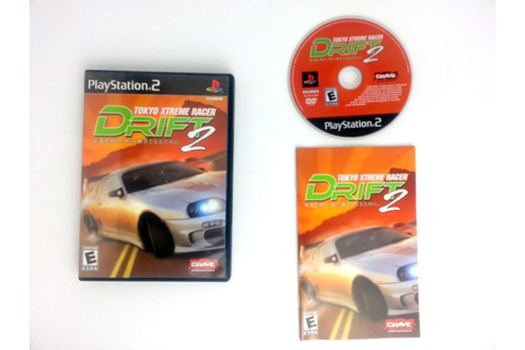 Tokyo Xtreme Racer Drift 2 game for Playstation 2 ...