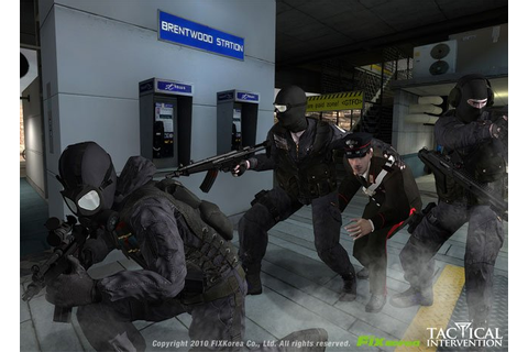 Tactical Intervention Game Created By Counterstrike Co ...