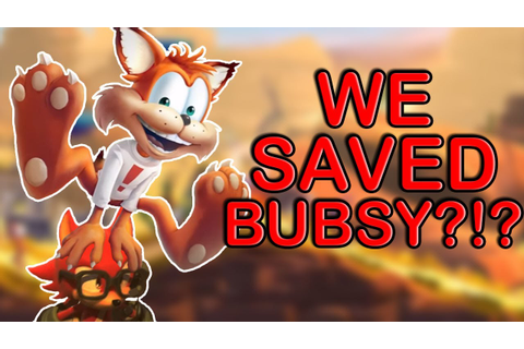 Bubsy The Woolies Strike Back Is Purrfectly Timed -Game ...
