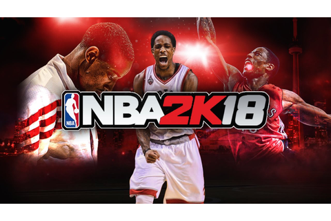 NBA 2K18 LEAKED! - YouTube