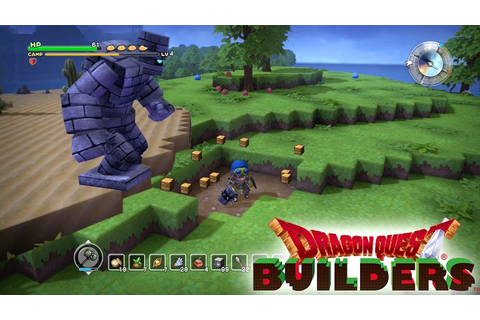 How To Save In Dragon Quest Builders - GamersHeroes