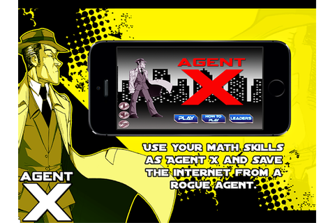 Agent X: Algebra Spies - Full game for Android