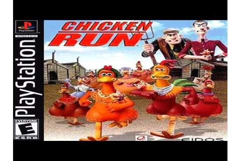 Chicken Run Game Review (2000) (PS1) (HD Gameplay) - YouTube