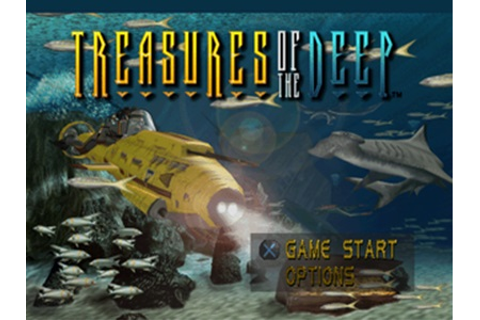 Treasures of The Deep PS1 ISO - Download Game Roms Isos ...