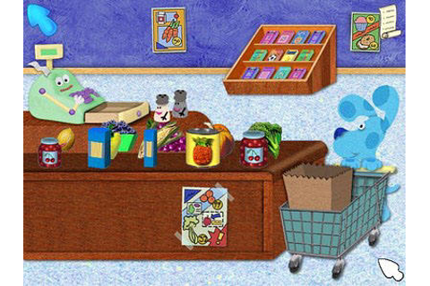 BLUE'S CLUES 2x PACK - Kindergarten & Preschool - PC & Mac ...