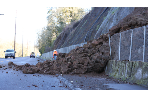 Cost to stop River Road landslides remains steep