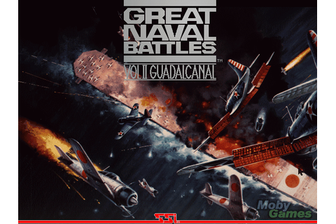 Download Great Naval Battles Vol. II: Guadalcanal 1942-43 ...