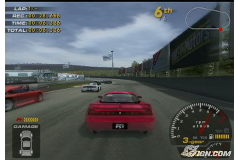 DT Racer Screenshots, Pictures, Wallpapers - PlayStation 2 ...
