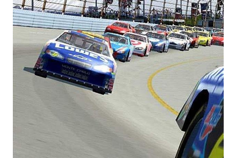NASCAR SimRacing (Download Game) - XciteFun.net