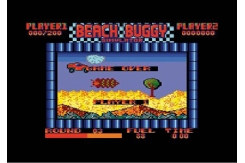 Beach Buggy Simulator | Retro Gamer