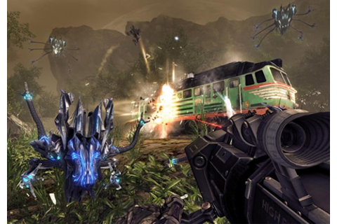 Crysis Warhead Free Download - Ocean Of Games